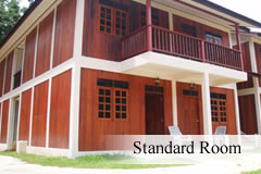 redang beach standard room