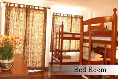 bed room redang beach